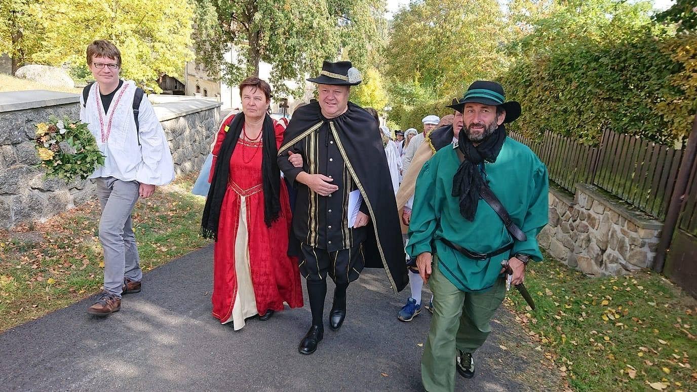 Putování za Jakubem Krčínem z Jelčan a Sedlčan